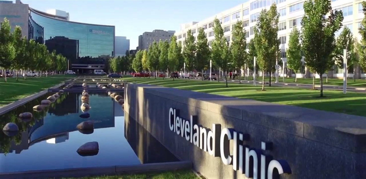 Dr. Michael Steinmetz named Chairman of Cleveland Clinic's Department of Neurosurgery