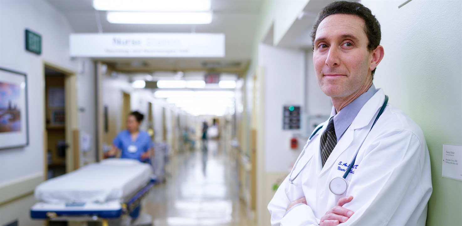 UCSF School of Medicine names Dr. Andrew Josephson as Chair of Department of Neurology