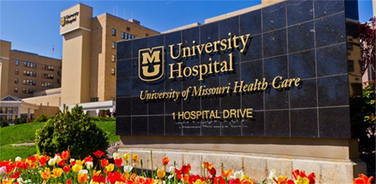 Dr. Richard Barohn recruited as Executive Vice Chancellor for Health Affairs at University of Missouri