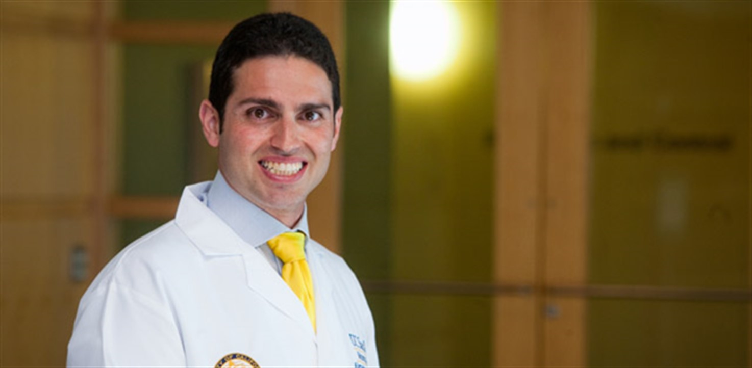 Dr. Alexander Khaleesi tapped as Chair of Neurosurgery at UCSD