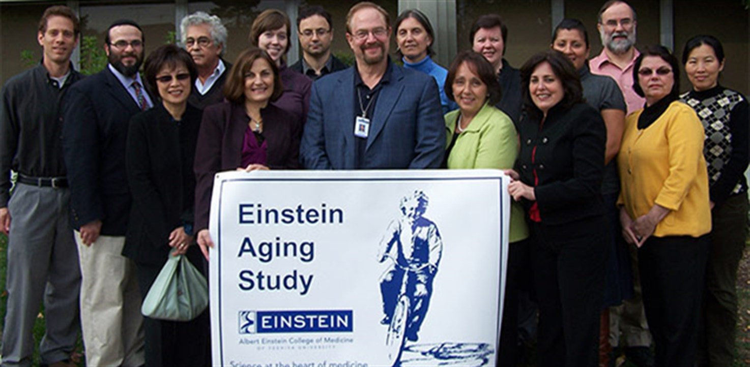 NIH awards $12.2 million to scientists at the Einstein Aging Study