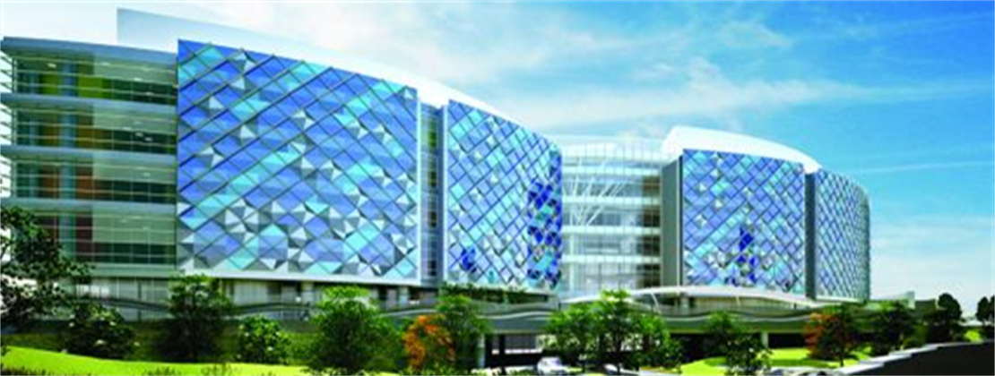 Nemours AI duPont Expansion Hospital