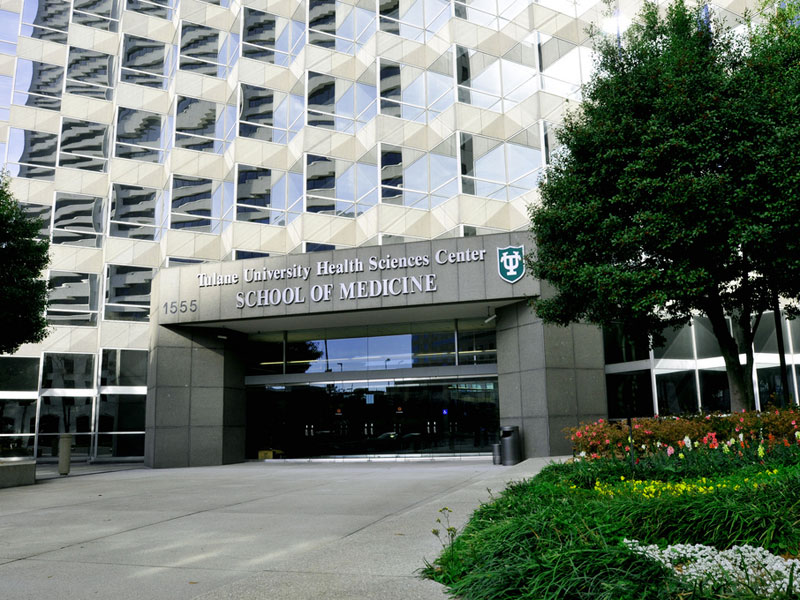 Tulane University School of Medicine - Health Sciences Campus